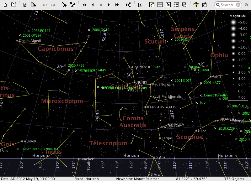 solar system simulator mac os x - photo #7